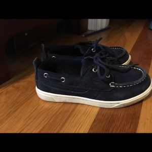 Timberland Shoes - Timberland boys boat shoes size 11